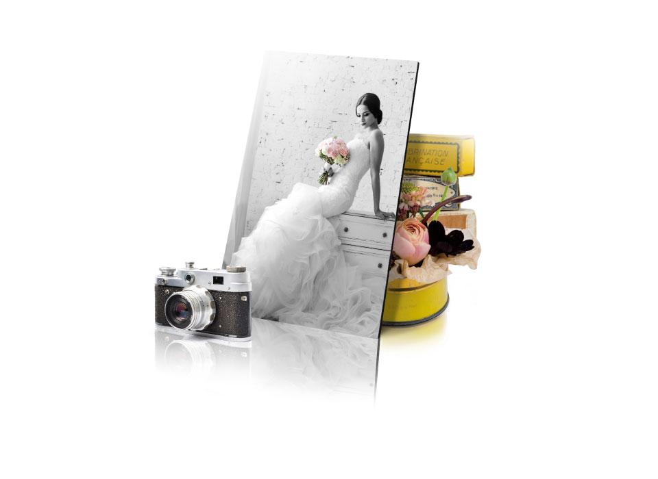 写真ウェルカムボードの専門ショップ「PHOTOlier」フォトリエは文字入れ無料!